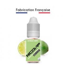 Citron Vert Nicovip : e-liquide français pas cher
