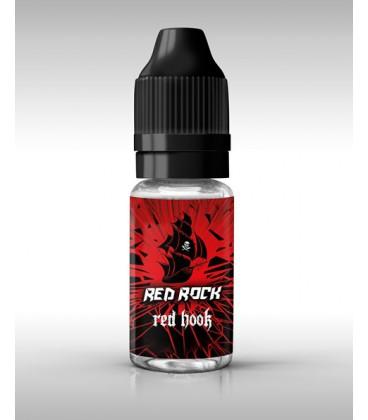 Red Hook - Menthe raffinée alliée à un délice sucré de fruits rouges - Savourea Red Rock e-Liquide