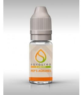Pep's Agrumes - e-Liquide Savourea