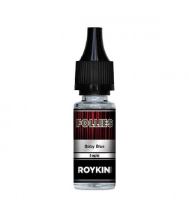 Baby Blue - e-Liquide Roykin Follies