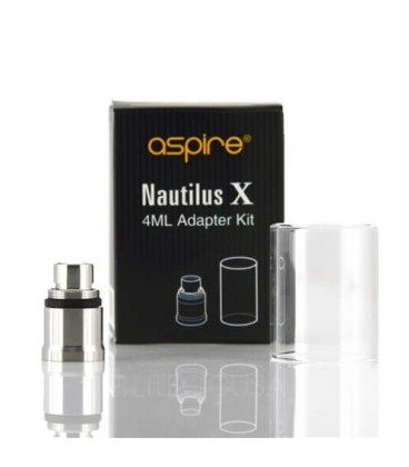 Adaptateur Nautilus X Aspire 4 ml