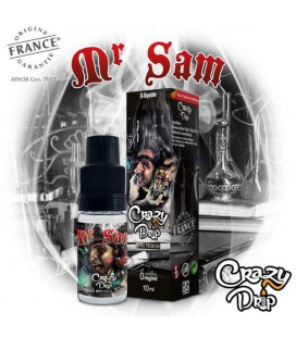 Mr Sam - e-Liquide Crazy Drip