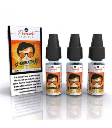 e-Liquide Re-Animator 3 Le French Liquide