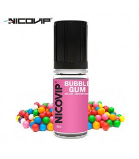 Bubble Gum - e-Liquide Nicovip 10 ml