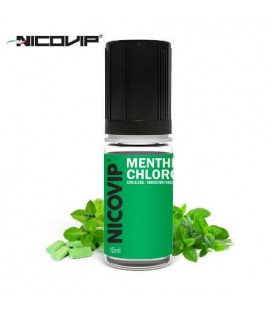 Chlorophylle e-Liquide Nicovip