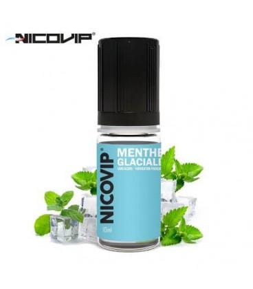 Menthe Glaciale Nicovip e-liquide français pas cher