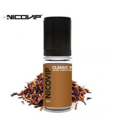 Tabac blond Classic M Nicovip e-Liquide français pas cher