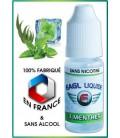 3 Menthes e-Liquide Eagle, eliquide français pas cher