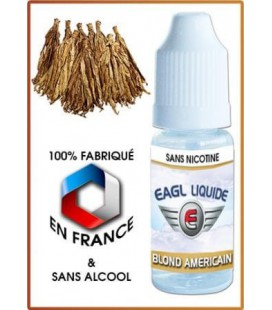 Blond Américain e-Liquide Eagle, eliquide français pas cher