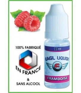 Framboise - e-Liquide Eagle