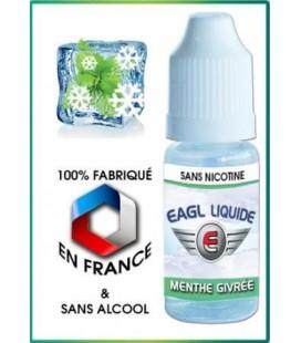 Menthe Givrée e-Liquide Eagle, eliquide français pas cher