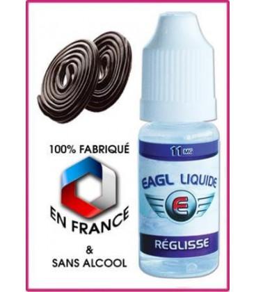 Réglisse e-Liquide Eagle, eliquide français pas cher