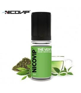 Thé Vert e-Liquide Nicovip