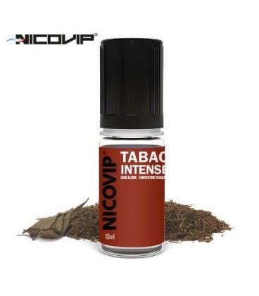 Tabac Intense e-Liquide Nicovip, eliquide français pas cher gout tabac