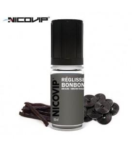 Réglisse Bonbon e-Liquide Nicovip, eliquide français pas cher à la réglisse