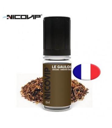 e-Liquide Le Gaulois Nicovip, e-liquide français pas cher
