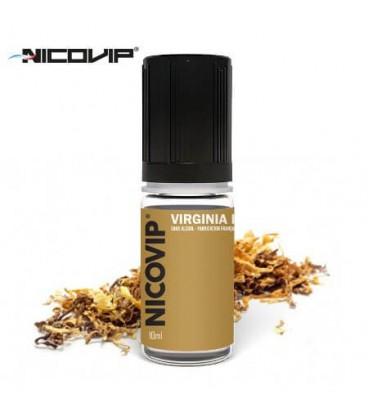 Classic Virginia K e-Liquide Nicovip, e-liquide français pas cher tabac blond