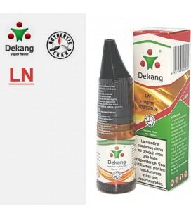 LN e-Liquide Dekang Silver Label, e liquide pas cher