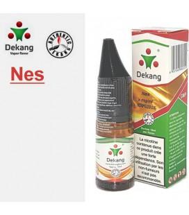 Nes e-Liquide Dekang Silver Label, e liquide pas cher