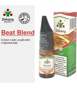 Beat Blend | Drum e-Liquide Dekang Silver Label