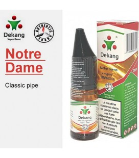 Notre Dame e-Liquide Dekang Silver Label