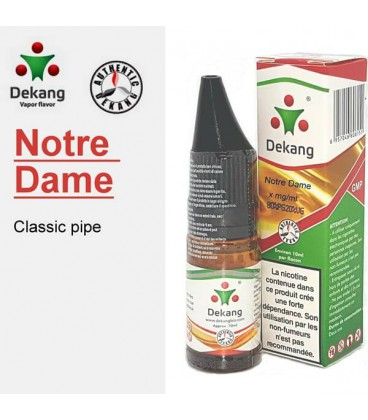 Notre Dame e-Liquide Dekang Silver Label, e liquide pas cher
