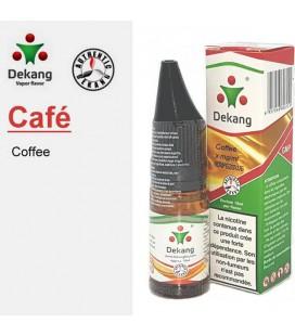 Café e-Liquide Dekang Silver Label, e liquide pas cher