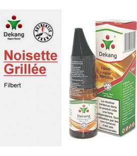 Noisette Grillée e-Liquide Dekang Silver Label