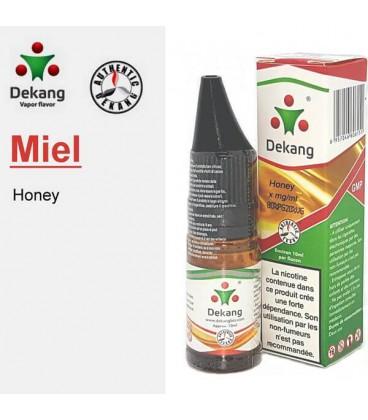 Miel e-Liquide Dekang Silver Label, e-liquide pas cher