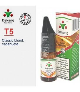 T5 (ex Number 5) e-Liquide Dekang Silver Label