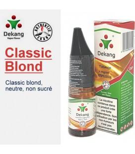 Classic Blond - e-Liquide Dekang Silver Label