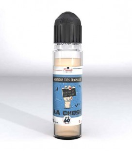 La Chose 50 ml PG50/VG50 e-Liquide Le French Liquide