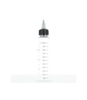 Flacon Twist Gradué 120 ml pour e-liquide DIY