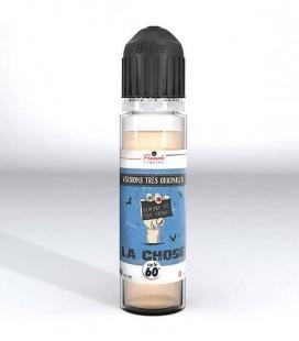 La Chose 50 ml PG20/VG80 e-Liquide Le French Liquide