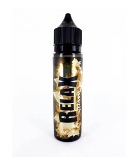 Relax Eliquid France 50 ml 0 mg Mix & Vape