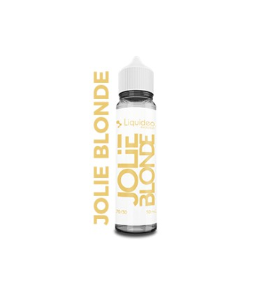 Jolie Blonde e-Liquide Liquideo 50 ml