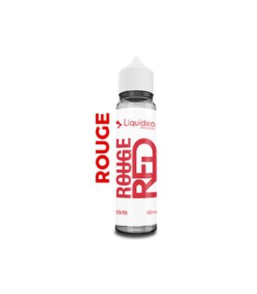 Rouge e-Liquide Liquideo 50 ml