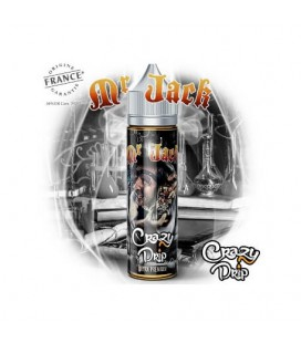 Mr Jack 50 ml e-Liquide Crazy Drip