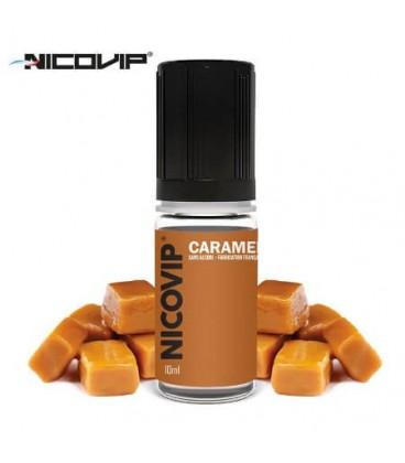 e-Liquide français pas cher Caramel Nicovip 10 ml
