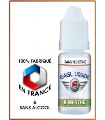K Menthe e-Liquide Eagle, liquide français pas cher