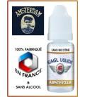 Amsterdam e-Liquide Eagle, un tabac corsé adoucit par le miel