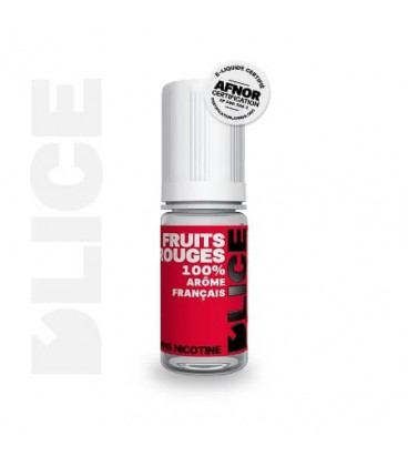 Fruits Rouges - e-Liquide D'LICE