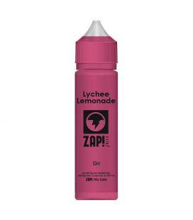 Lychee Lemonade e-Liquide Zap Juice 50 ml Sans Nicotine