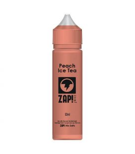 Peach Ice Tea e-Liquide Zap Juice 50 ml Sans Nicotine