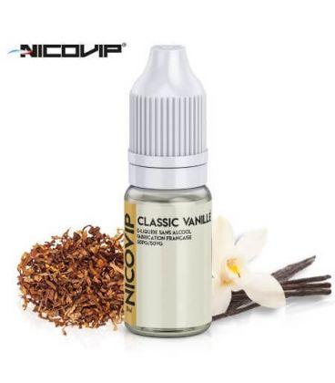 Classic Vanille e-Liquide Nicovip
