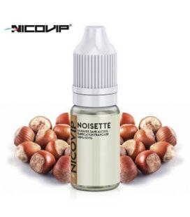 Noisette e-Liquide Nicovip pas cher