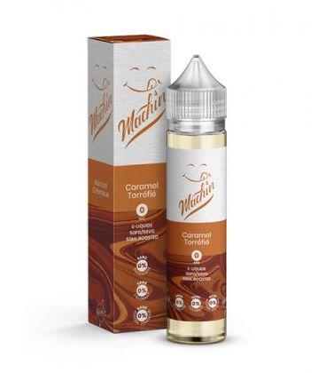Caramel Torréfié e-Liquide Machin 50 ml