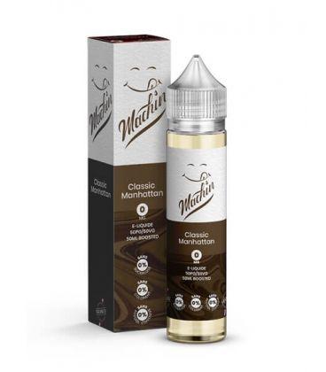Classic Manhattan e-Liquide Machin 50 ml