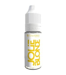 Jolie Blonde e-Liquide Liquideo 10 ml