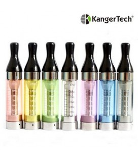 T2 Clearomiseur Kanger couleurs